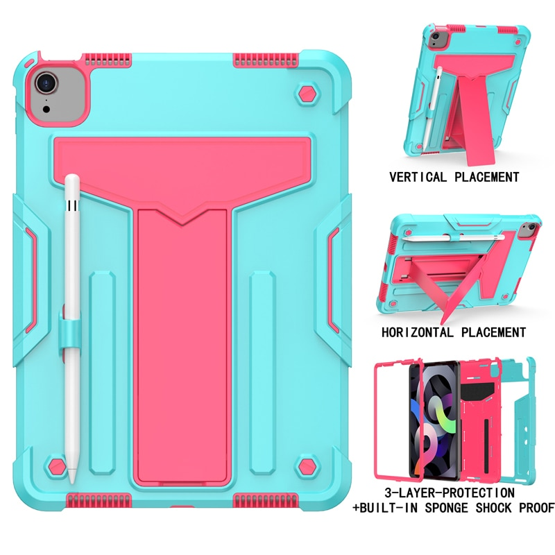 Proof (A2228 Duty 11 Protective 2020 inch For Case A2068 pro Shock A2230) 11 A2231 iPad Heavy