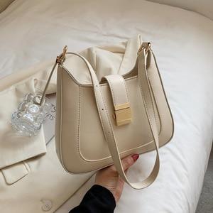 New Foreign Style Small Bag Female Bag 2021 New Fashion  Square Bag Shoulder Bag Texture Messenger Bag Handbag