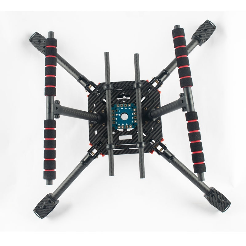 Flyroun LX450 Drone With F450 Frame With shell For RC MK MWC 4 Axis RC Multicopter Quadcopter Heli Multi-Rotor With Landing Gear enlarge