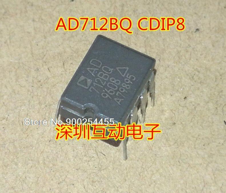 AD712AQ AD712BQ AD712CQ CDIP8