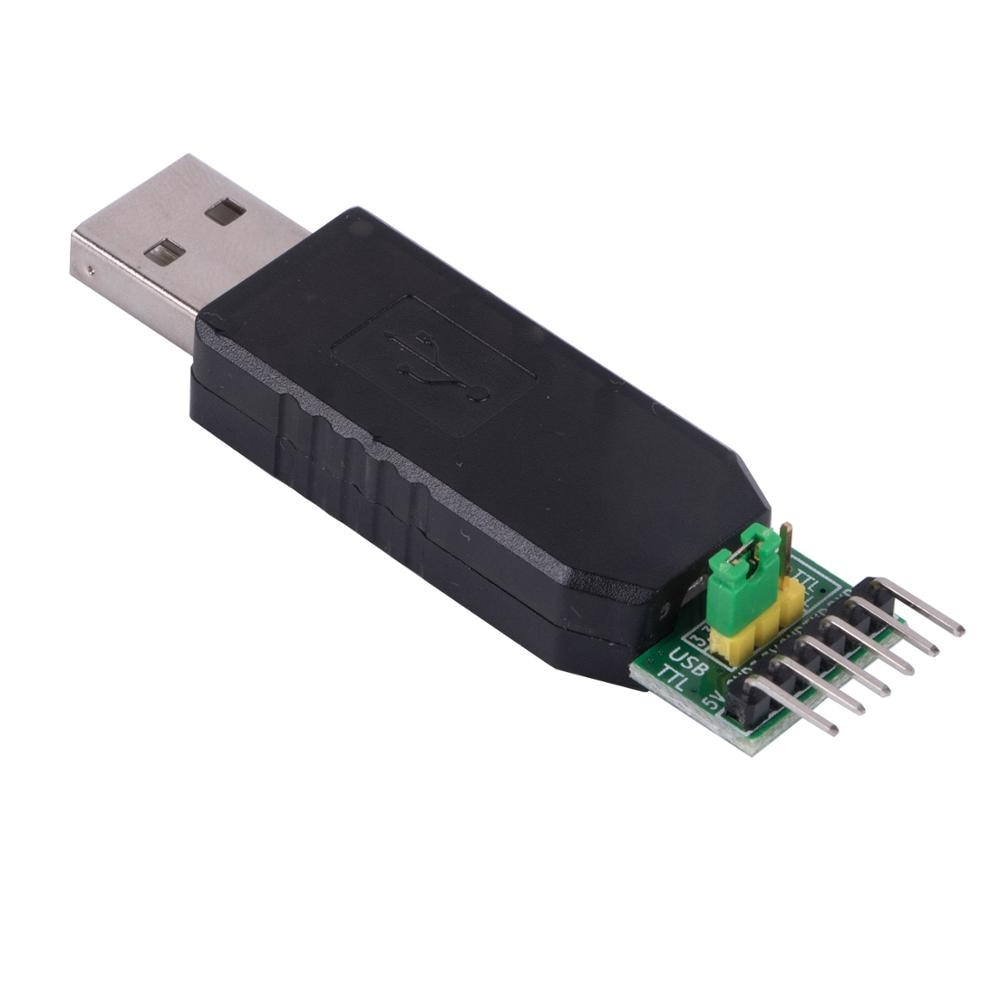 TTL UART 3,3 V 5V Módulo de señal de nivel serie FTDI...