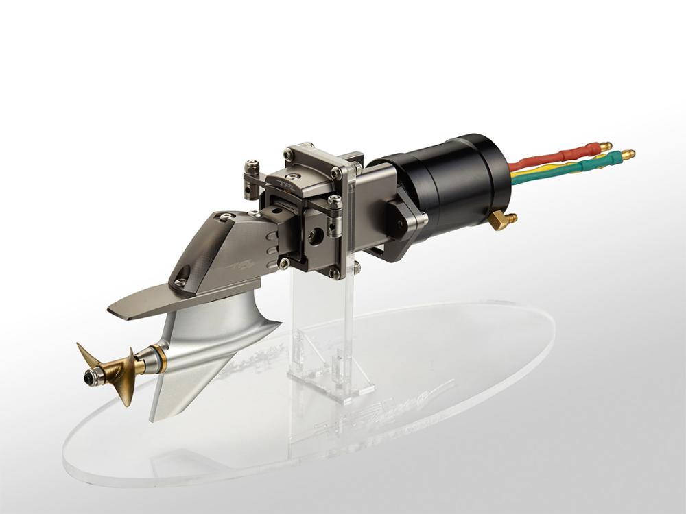 TFL-نظام محرك Inboard ، محرك 2960 KV2200 لقارب سباق كهربائي بدون فرش