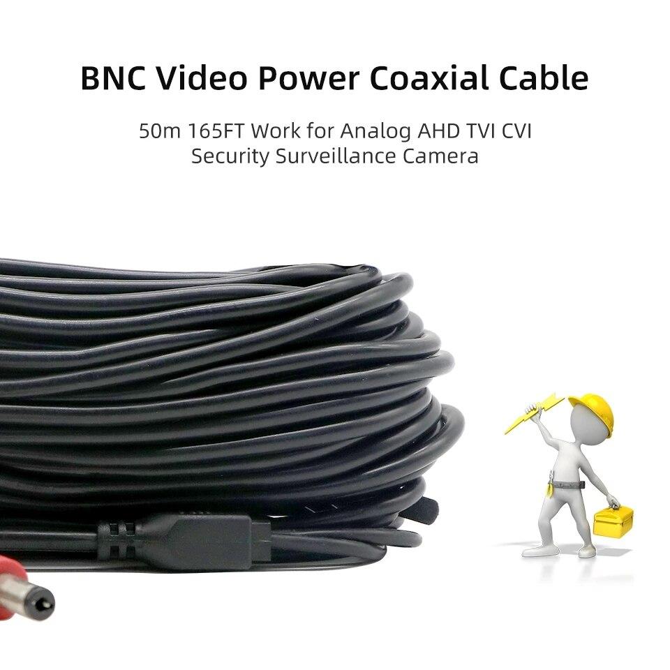 Doornanny BNC Camera DVR Cable 18M enlarge