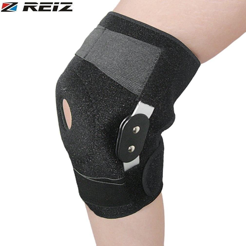 Reiz ajustável médico articulado joelho orthose cinta apoio ligamento esporte lesão ortopédica splint esportes joelheiras ao ar livre