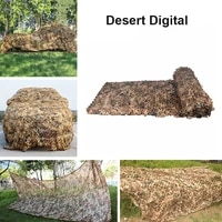 1 52m summer outdoor hunting military camouflage woodland army training camo netting car cover tent shade camping sun shelter