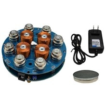 Netic Levitation Modul netic Suspension Core Lampe Last-Lager Gewicht 300G Fertig (Us-stecker)