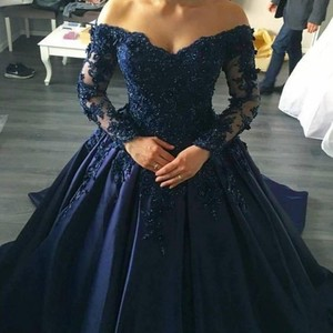 Woman Evening Prom Dresses 2020 Ball Gown Long Party Night Elegant Plus Size Arabic Formal Dress Gown