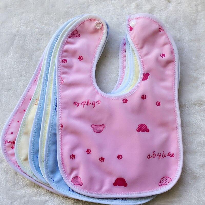 AliExpress - 1pc Waterproof Baby Bibs Newborns Bibs Burp Cloth Cartoon Cotton Bib Baby Scarf Bandana Bibs for Children Boys Girls Baby Stuff