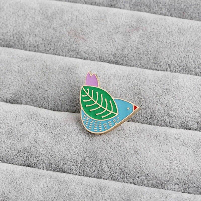 Paloma de La Paz ropa Broche verde pájaro alfileres Broche azul Broche de la paloma de la paz Broche paloma de la paz Broches mujeres