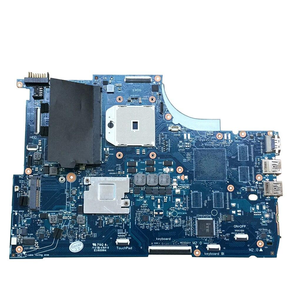 ل HP Envy M6-N010DX Sleekbook M6-N010DX AMD اللوحة الأم دفتر FS1 760042-501 760042-001 لوحة النظام الرئيسية