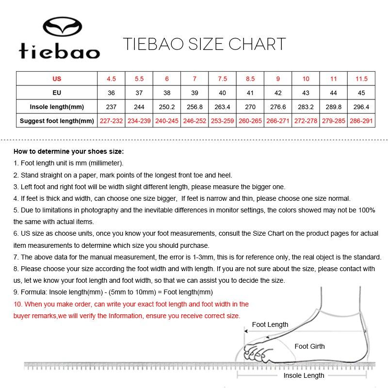 Купить с кэшбэком TIEBAO Outdoor Football Boots Men's Ankle Soccer Shoes Zapatillas Hombre TF Turf Football Shoes Breathable Sneakers Men EU36-45