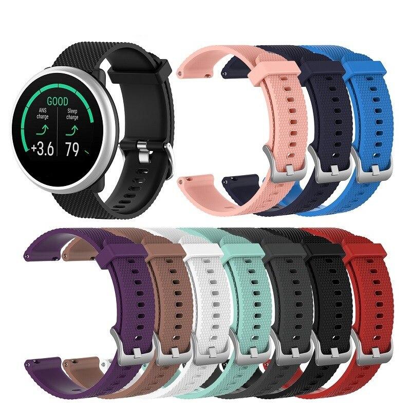 Смарт-часы ремешок для POLAR ignite силиконовый ремешок для наручных часов