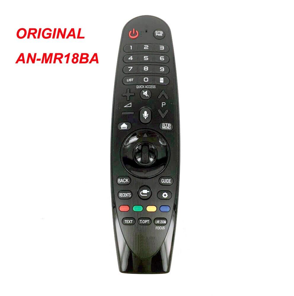 Nuevo Control remoto de voz IR AN-MR18BA Original para LG 4K UHD Smart TV modelo 2018 SK9500 UK6570 UK6200 LK5900PLA
