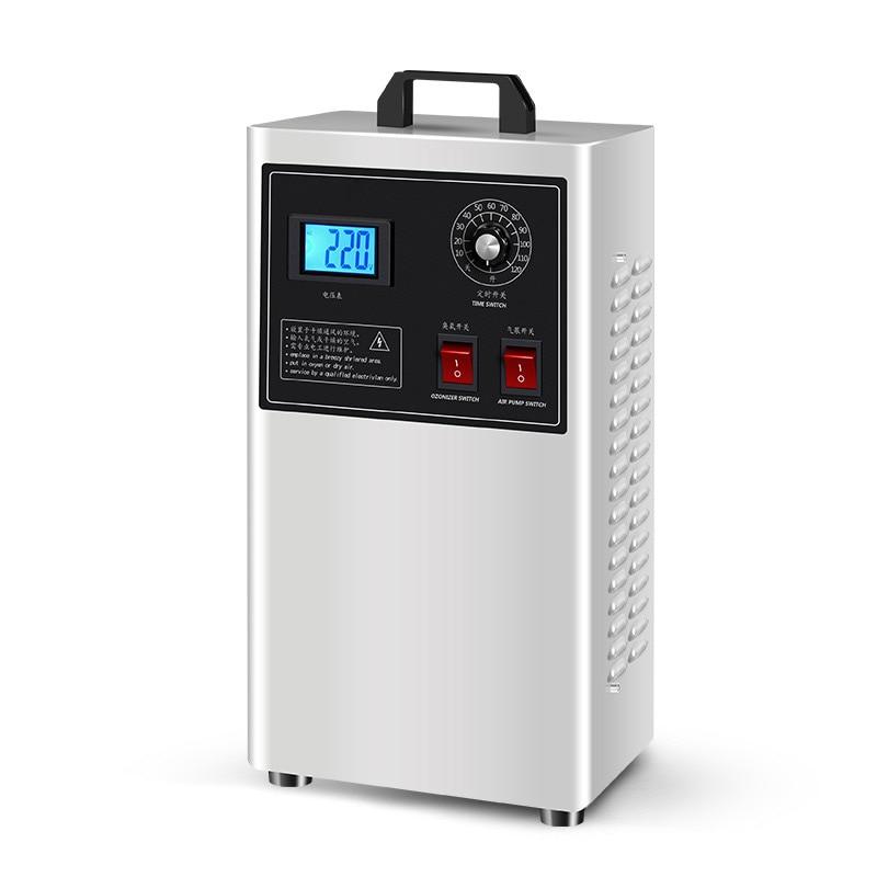 MINI commercial ozone generator portable household formaldehyde removal ozone machine Food sterilization machine enlarge