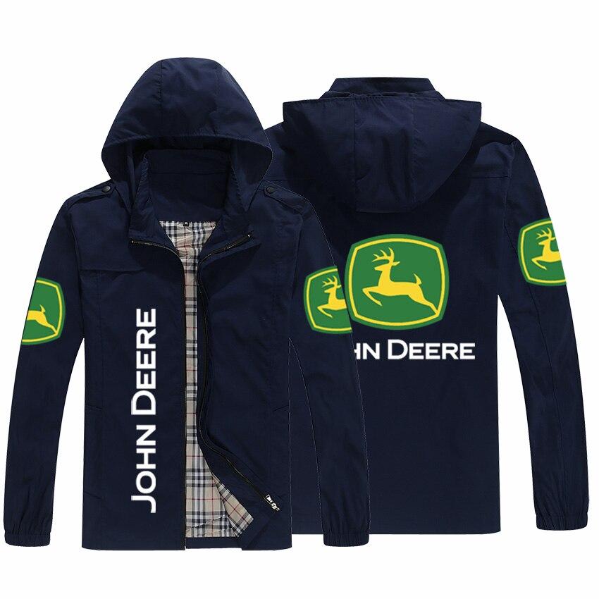 Ветровка мужская с капюшоном, уличная куртка с капюшоном, большая бейсбольная куртка, тонкая куртка на молнии, весна-лето