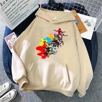 sk8 the infinity japanese anime hoodies streetwear women long sleeve print loose sweatshirts vintage hoodie kpop clothes wram