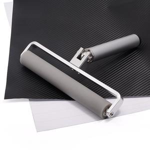 Image 4 - Роликовая резиновая виниловая скребок FOSHIO, 8 дюймов, для установки гладкой роликовой пленки из углеродного волокна, тинт для окон