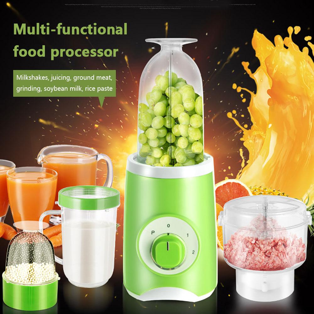 Блендер, миксер для взбивания фруктов, зеркальная паста, мясорубка, Кухонный комбайн, машина для приготовления соевого молока, соковыжималк...