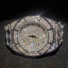 MISSFOX Silver Women's Watch Casual Dress Ladies Watch Fashion Waterproof Steel Quartz Wrist Watches