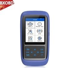 XTOOL New X300P Diagnostic tool car scanner obd oil reset ABS bleeding maintenance light reset odometer adjustment onlin