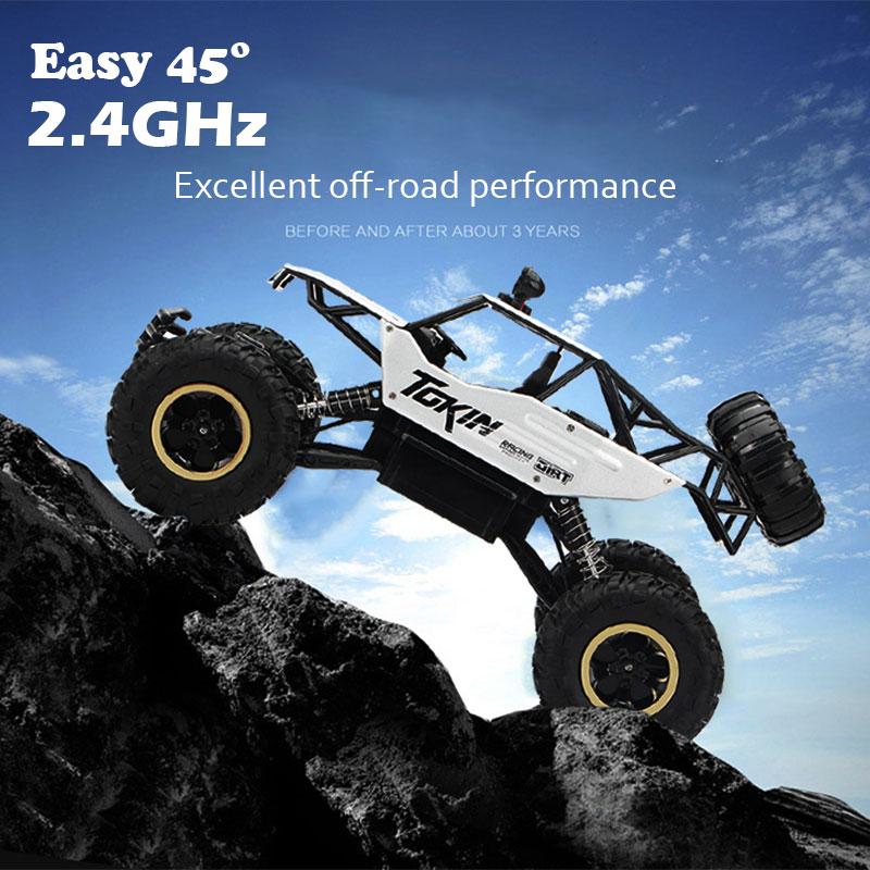 ZWN 1:12 / 1:16 / 1:20 4WD RC Car 2.4G Radio Control Car Buggy Off-Road Remote Control Trucks Boys Toys for Children enlarge