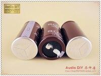 2pcs NEW CHEMI-CON AUDIO 10000uF/71V 30X60MM audio amplifier electrolytic capacitor chemicon 71v 10000uf NCC 71V10000UF