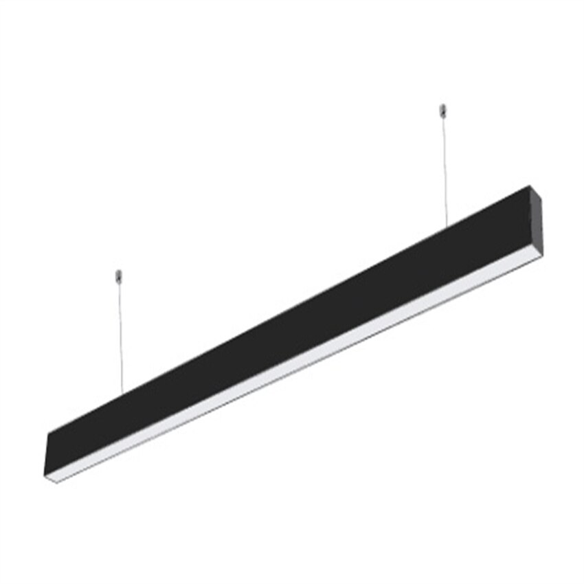 Free Shipping New Product 1200mm 1500mm 30w 40w  LED Linear Pendant Lamp with suspended cable and connectors 3 years warranty enlarge