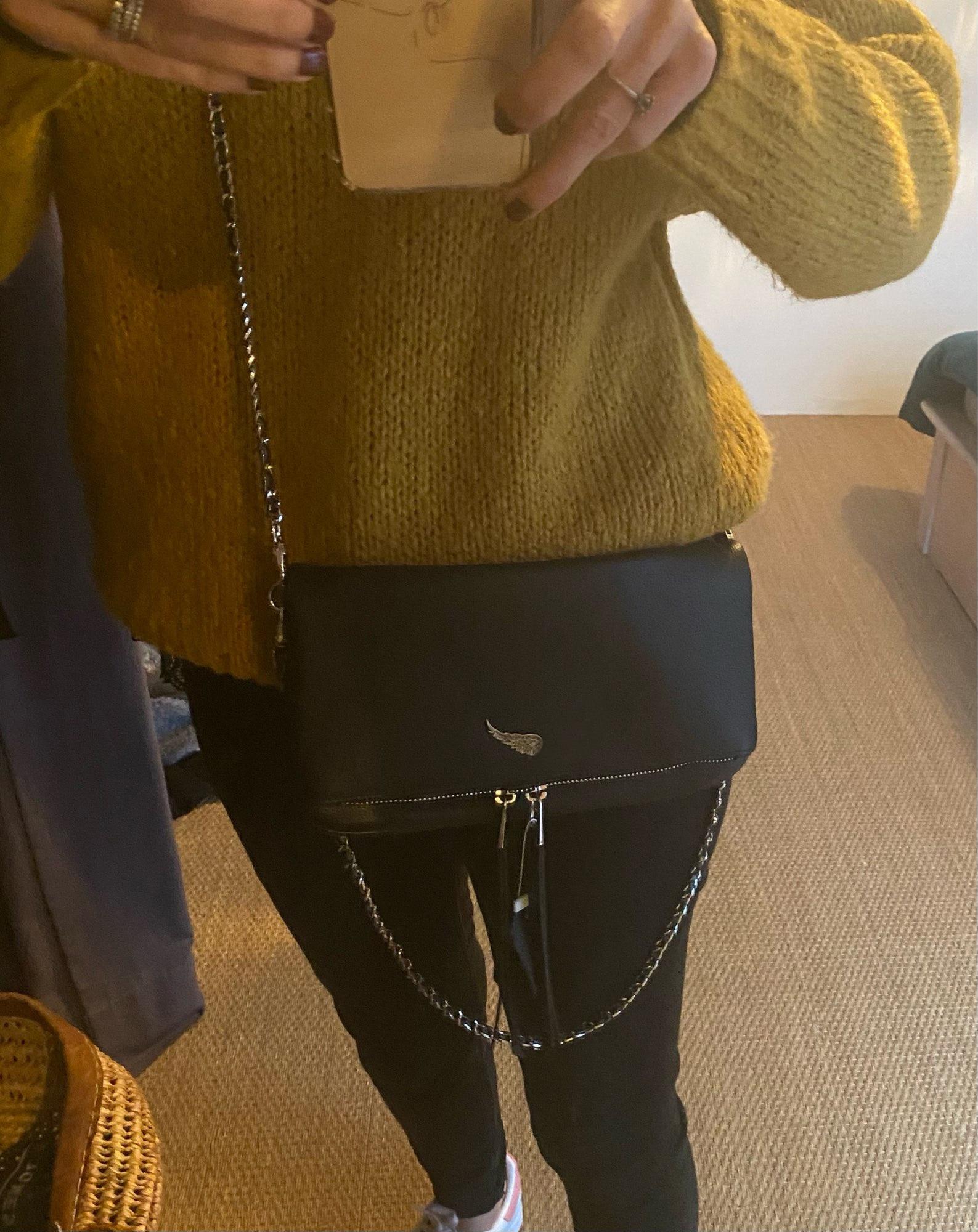 Women Bags 2020 Women's One-shoulder Messenger Bag Fashion Chain Leather Handbag