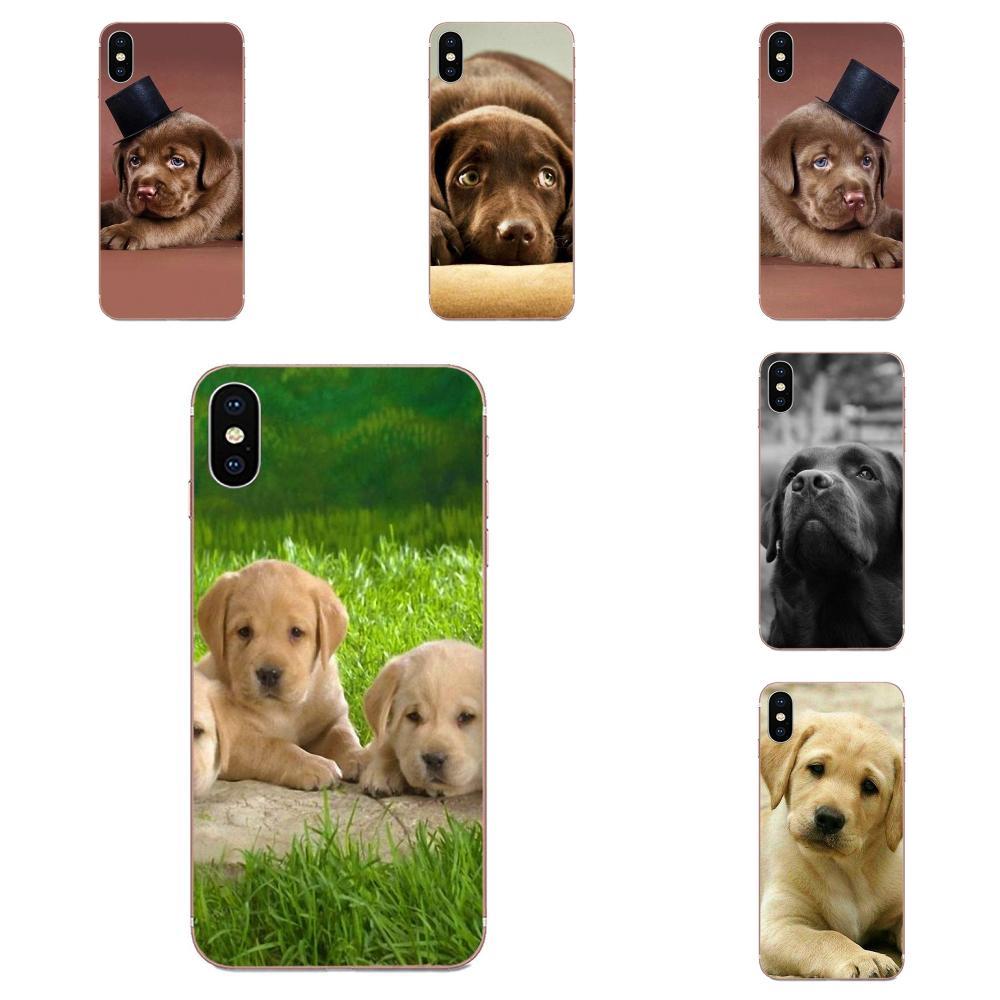 TPU cubre casos divertido perro para HTC deseo 530, 626, 628, 630, 816, 820, 830 A9 M7 M8 M9 M10 E9 U11 U12 la vida además de