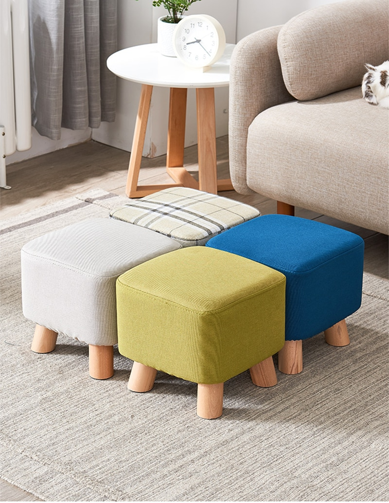 Mesa Y Silla IInfantil Taburete Madera кресло качалка Children Chair Детская мебель Taburetes Stool пуфик в прихожую Chaise