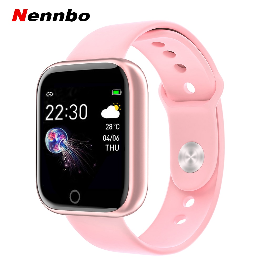 I5 nuevo reloj inteligente impermeable para mujeres P70 P68 Smartwatch Bluetooth para Apple IPhone Xiaomi Monitor de ritmo cardíaco Monitor de Fitness