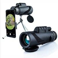 80X100 оптический телескоп с зумом, HD объектив, Монокуляр с четким видением, бинокль для кемпинга, охоты, пешего туризма, альпинизма