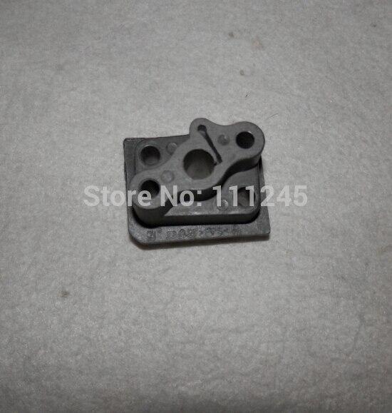 Gx31 carburador isolador para honda gx22 31cc 4 t brushcutter strimmer adaptador coletor de admissão de ar 16211-zm3-000 frete grátis