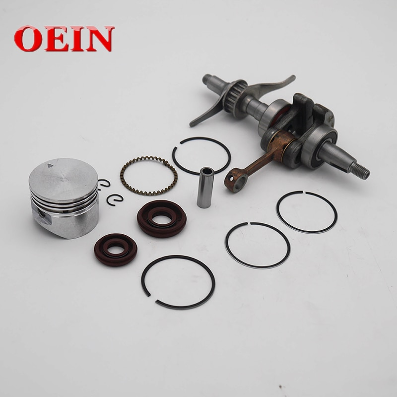 crankshaft oil seal for honda gxh50 4 stroke motor crankcase cover engine block crank shaft 17 27 5mm repl 91202 hc5 005 35mm Piston Ring Oil Seal Crankshaft Kit Fit For Honda GX25 25CC GX25NT HHT25S 4-Stroke Trimmer Brushcutter Strimmer Gas Engine