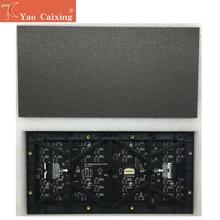 P2 rgb indoor huge panel 32scan dot matrix led billboard  full color led module hub75 smd led board ,256mm*128mm
