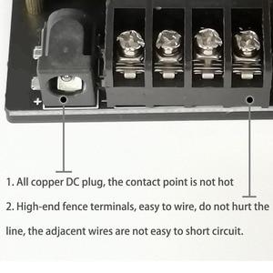 Image 5 - ZK 1002L 1002 100WX2 TPA3116 Мини Bluetooth 5,0 Беспроводной аудио Мощность цифровой усилитель доска стерео ампер постоянного тока 12V 24V