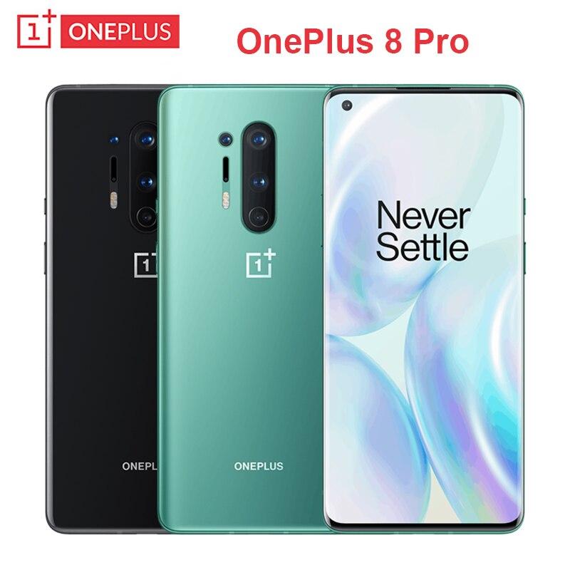 Перейти на Алиэкспресс и купить Оригинально Защитное стекло для Huawei Honor 8 Pro мобильный телефон 6,78 Inch 8G + 128G Snapdragon 865 2K 120 Гц 48MP + 48MP NFC IP68 30 Вт 5G смартфон