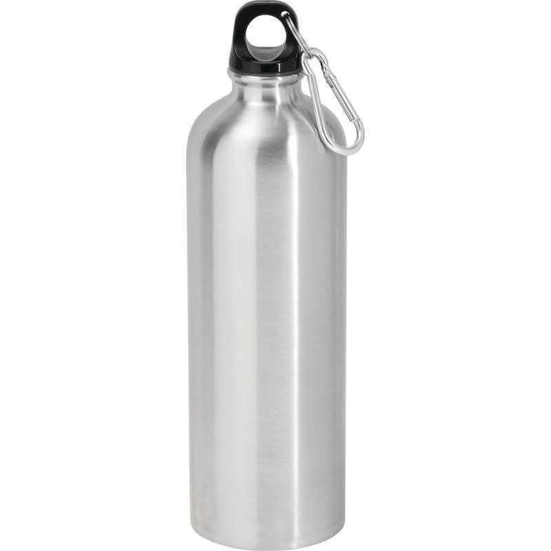 Botella de agua de acero inoxidable premium de 750ML botella de agua térmica elegante botella de aislamiento térmico a prueba de fugas a prueba de sudor botella de viaje