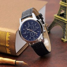 Best Watches Men Vintage Luxury Quartz Wristwatch Belt Sport Quartz Clock Hour Wrist Analog classic