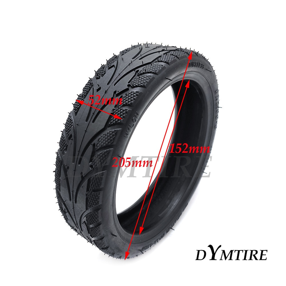8x2.00-6 Tire Tubeless Vacuum Wear Resistant Tyre for Electric Scooter