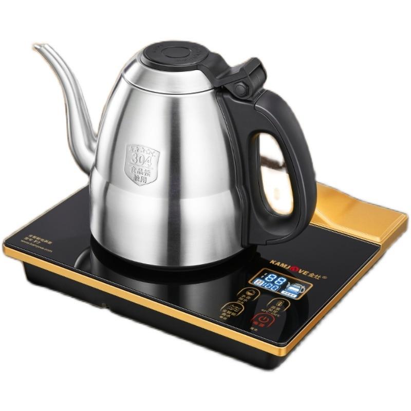 KAMJOVE ذكي مضخة تلقائية غلاية كهربائية الغليان الحفاظ على حرارة الماء وثابت درجة الحرارة متكاملة الشاي موقد