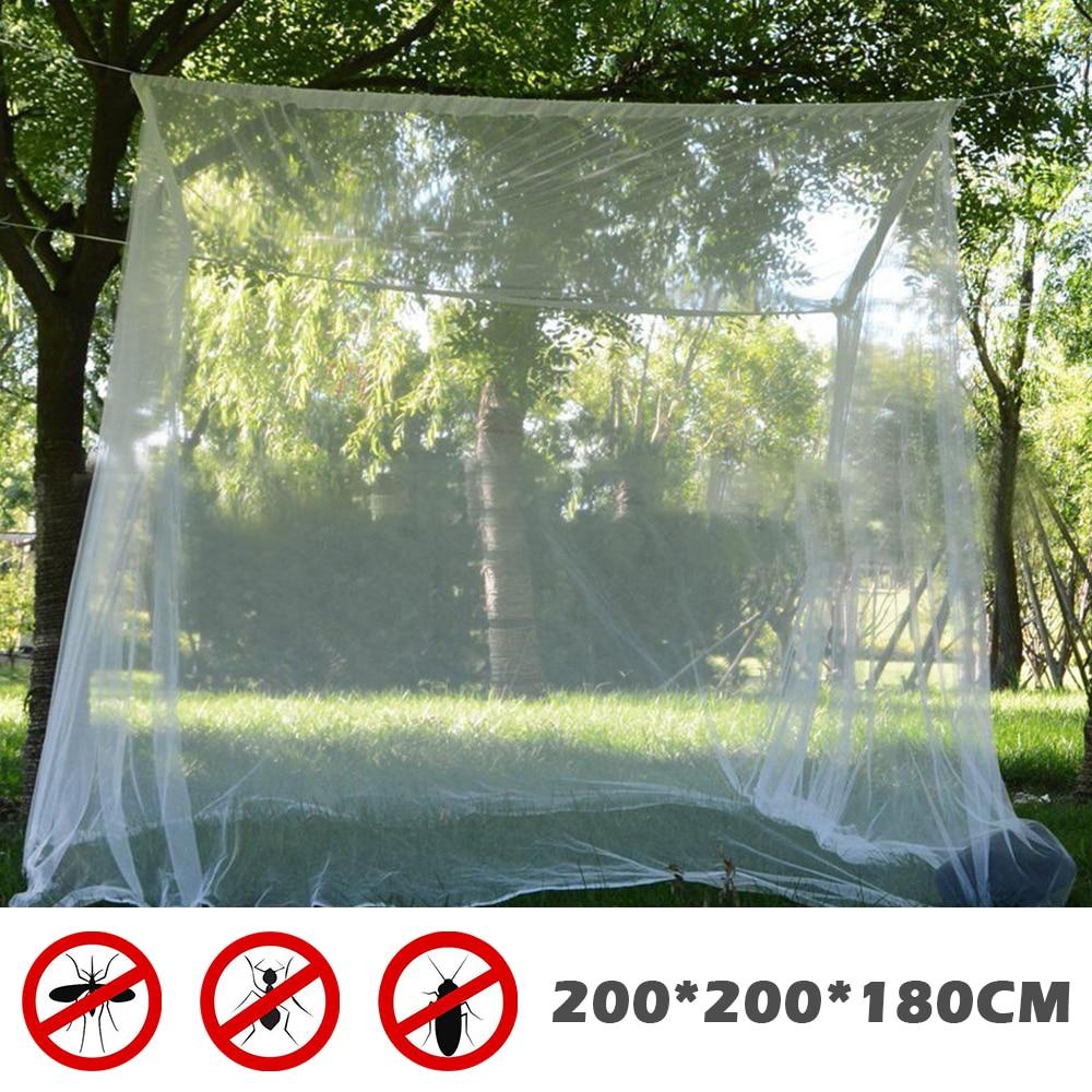 Barraca de Camping Mosquito Net Saco De Armazenamento Ao Ar Livre No Interior Do Inseto Mosquito Net Tent Inseto Doméstico Repelente Rejeitar Cortina Cama Tenda