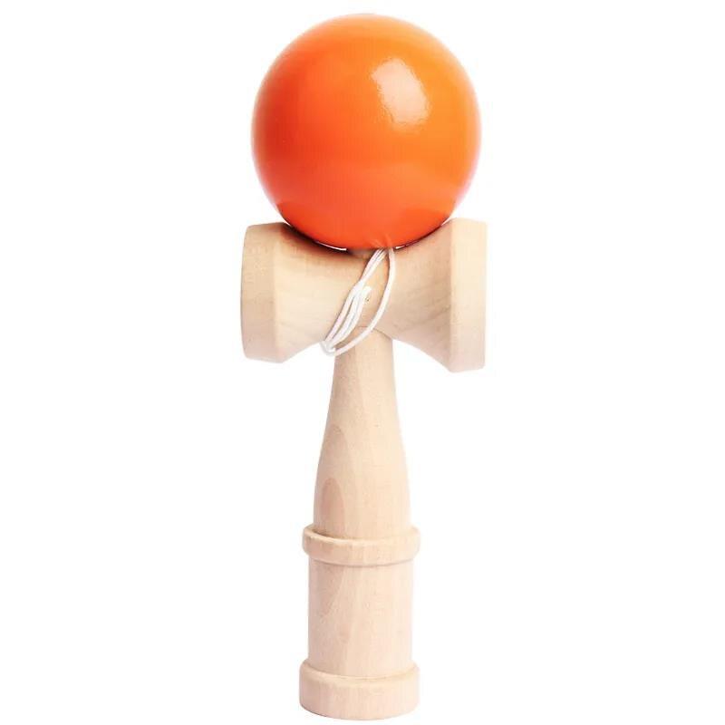 Профессиональная Презентация, японский ограждение Jianyu для соревнований, детская игрушка-мяч с Луной и солнцем, мяч для новичков.
