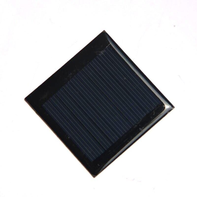 5 в 50мА мини солнечная батарея поликристаллическая 0,25 вт DIY солнечная панель 3,6 В батарея Обучающие наборы игрушек 50*50 мм 30 шт./лот