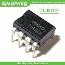 10 pièces TL081CP TL081C TL081 DIP Amplificateur Opérationnel Nouveau Original