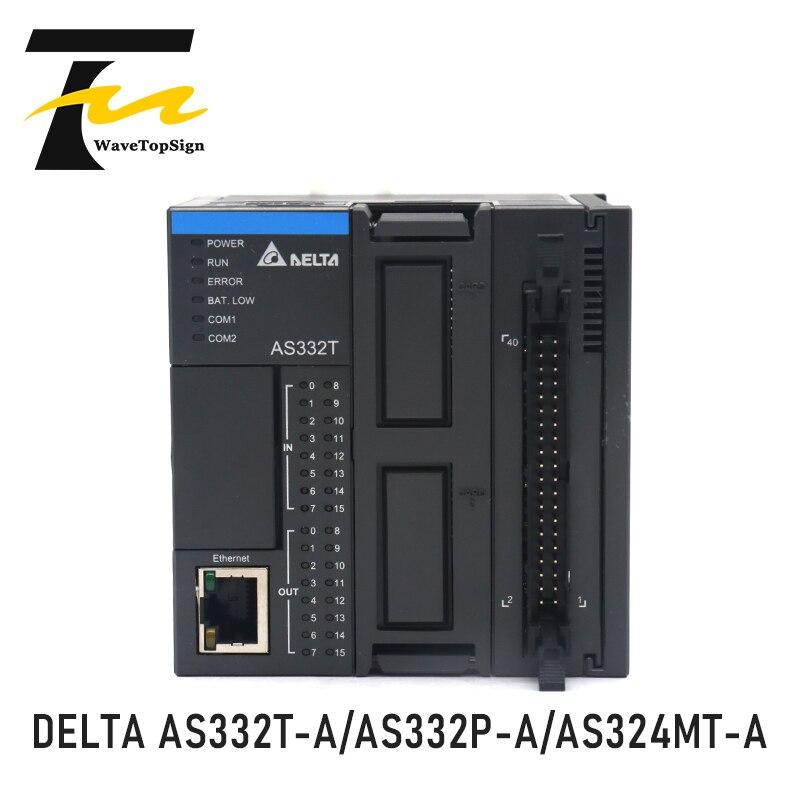 دلتا ادوات تحكم قابلة للبرمجة PLC AS332T-A AS332P-A AS324MT-A