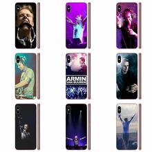 Ultra Thin Back Phone Case Armin Van Buuren Famous Dj Men For Samsung Galaxy A51 A71 A81 A90 5G A91 A01 S11 S11E S20 Plus Ultra