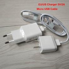 XIAOMI Adapter 5V2A EU/US plug Wall Travel phone charger+micro USB data sync For XIAOMI Mi 3 4 Redmi 4x 4a 5a 5 Note 4 5 7 7A 6A