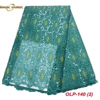 2021 latest french nigerian sequins laces fabrics high quality african net laces fabric wedding african french tulle lace