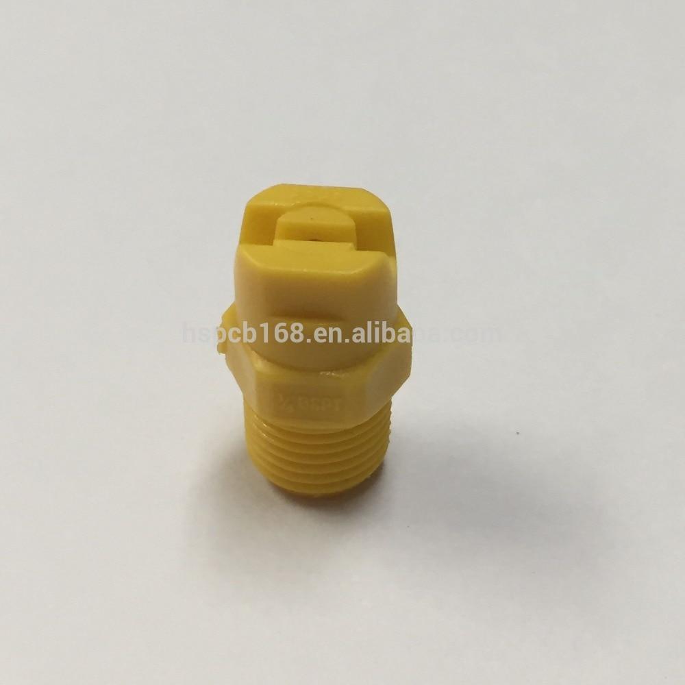 Boquilla DE Agua pulverizada de plástico de inyección de molde de proveedor chino para maquinaria de PCB